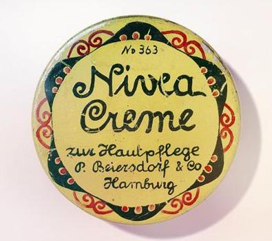 Крем «Nivea» 1891 рік