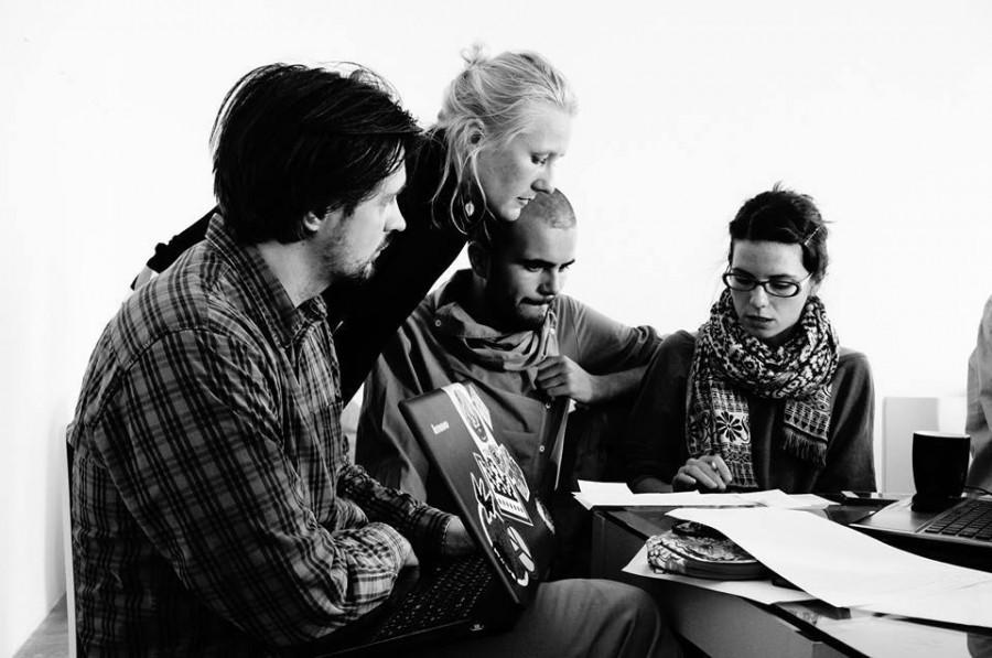 Учасники школи урбаністики. Автор фото Марго Дідіченко
