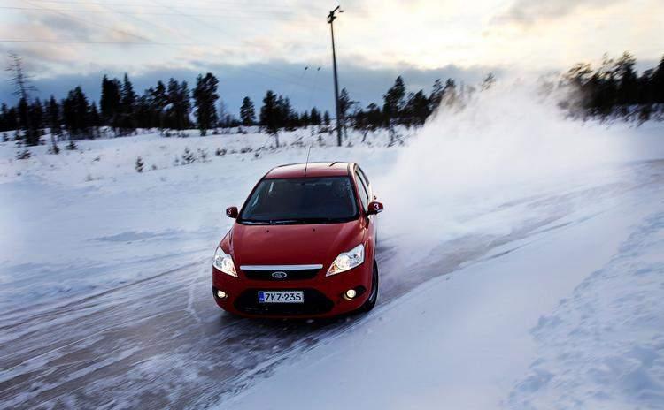 vinterdäckstest 2009 ival finland