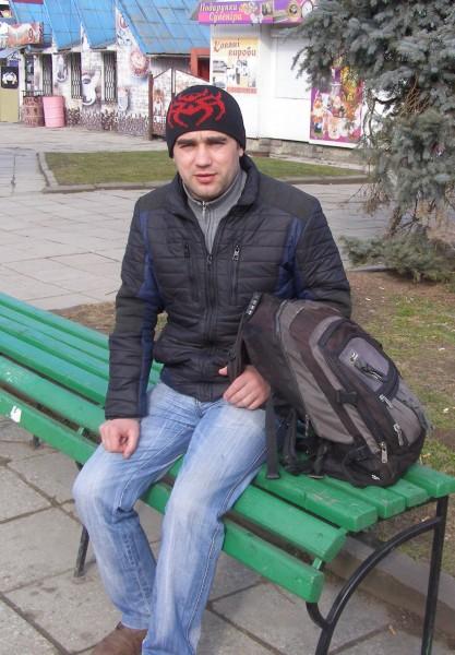 Юрій Косован повертається від побратима-майданівця