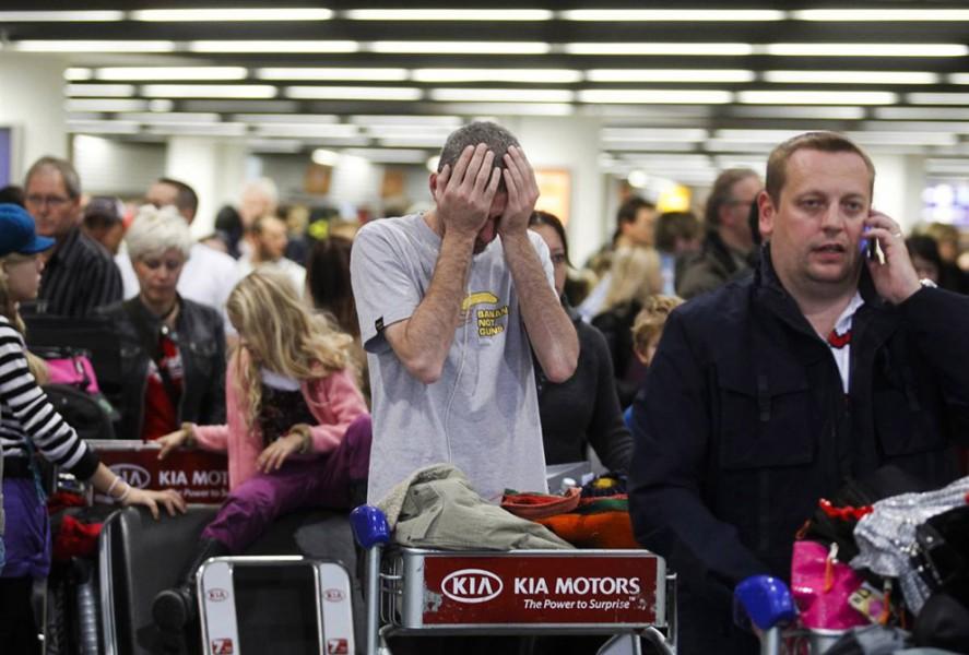 аеропорт затримка рейс
