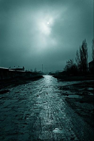 Хриплин, зона сутінків