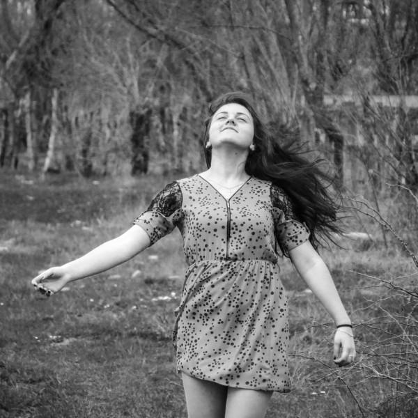 Ніколи не забувай, що ти ― вільний, а проявляти свої емоції не соромно
