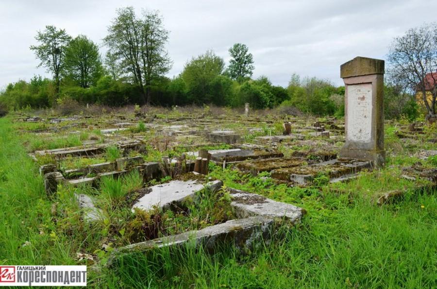 Єврейський цвинтар-2