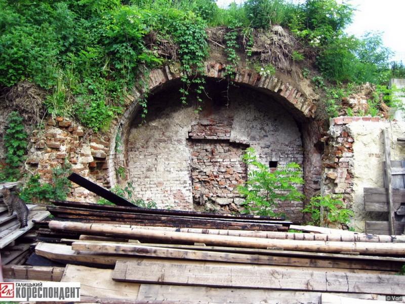 тунель до Галича