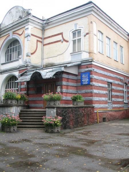 музей визвольної боротьби