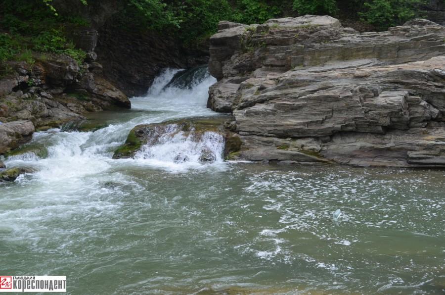 водоспади шешори1