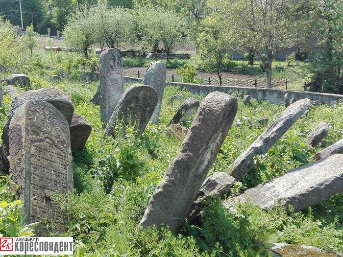 єврейський цвинтар Надвірна