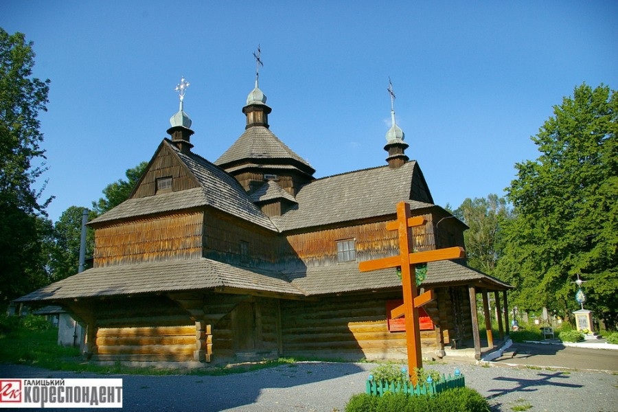 05  Благовіщенська церква - найдавніший храм Галичини