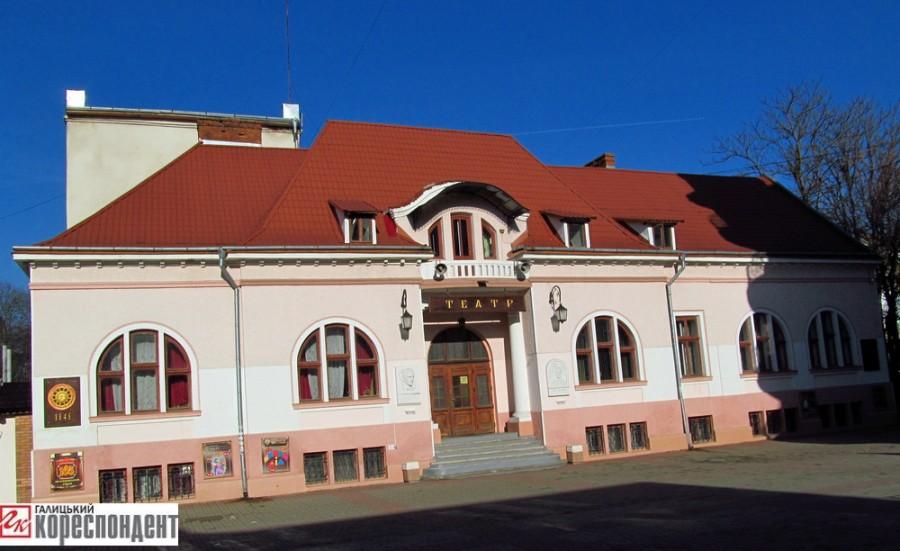 10 найстаріший західноукраїнський театр