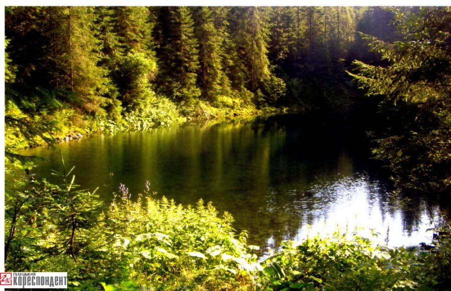 2. Озеро Росохан