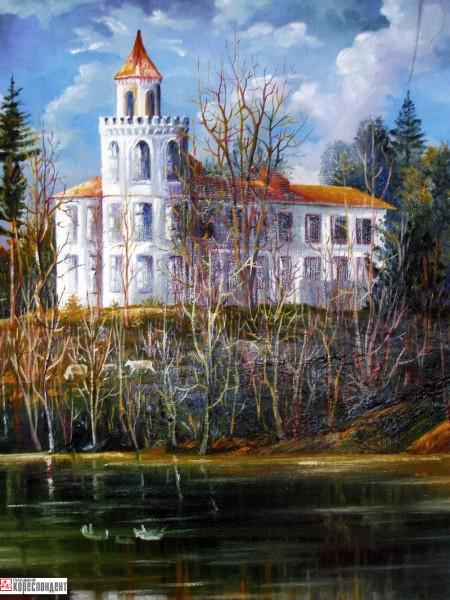 3. Замок Скарбка