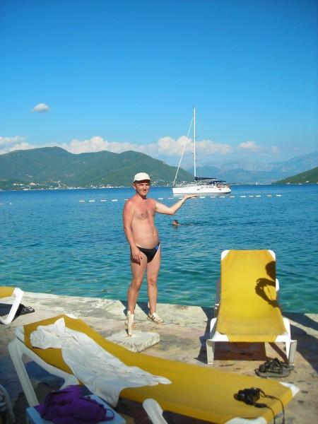 Чорногорія, Адріатичне море