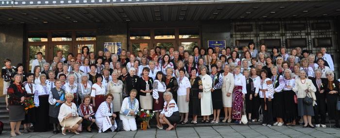 На світовому конгресі Союзу Українок