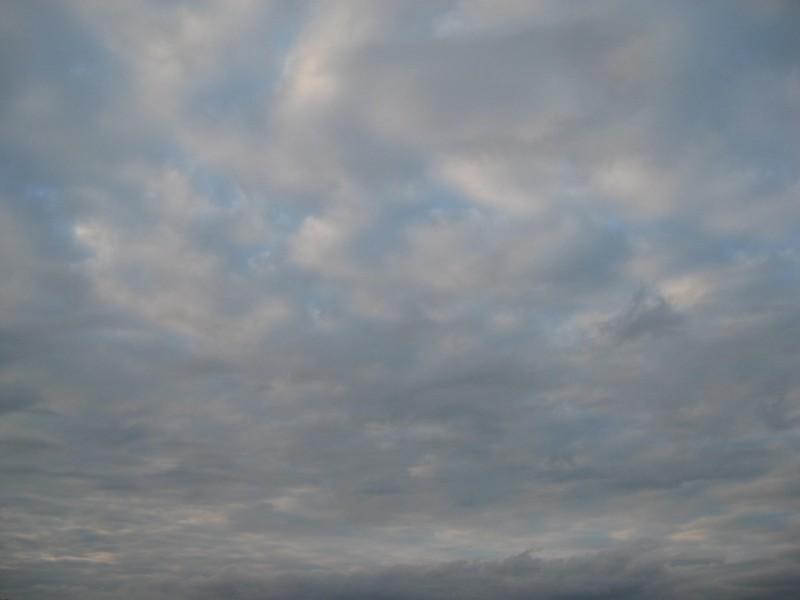 Осіннє небо
