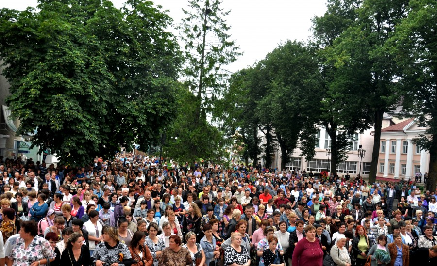 На Рожнятівському Майдані