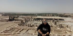 Персеполіс - столиця античної Перської імперії у 5-4 ст до н. е.