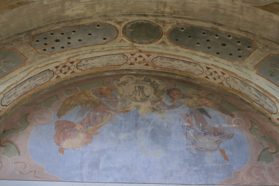 Стародавні фрески
