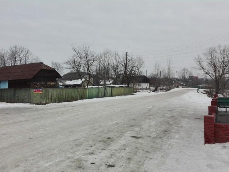 У селі Нивочині Богородчанського району