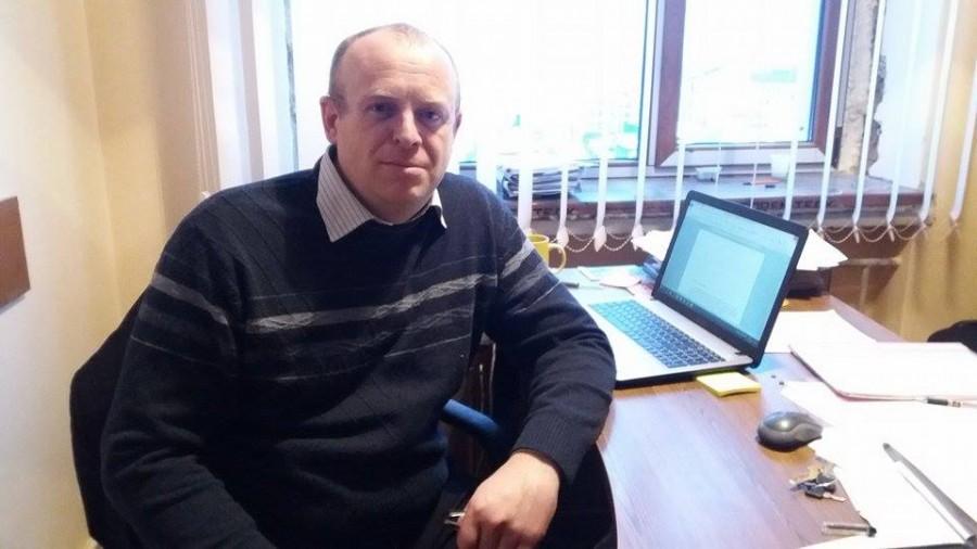 Олег Ганчак