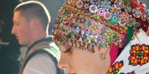 Hutsul Bride, Ukraine