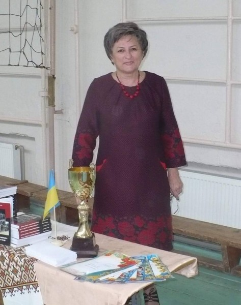 Тебешевська