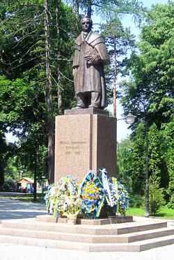 Івано-Франківськ (подарунок скульптора Лео Мола), 2011 р.