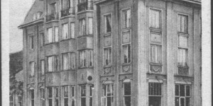 Фото готелю Дністер, в часи ЗУНР він мав назву Одеса. Тут збиралась Українська Національна Рада - парламент ЗУНР, який 3 січня 1919 р. прийняв рішення про злуку з УНР