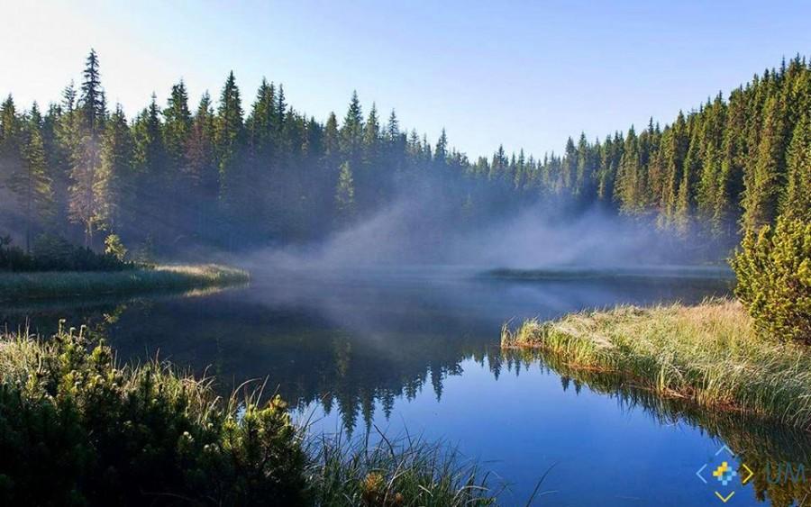 озеро марічейка