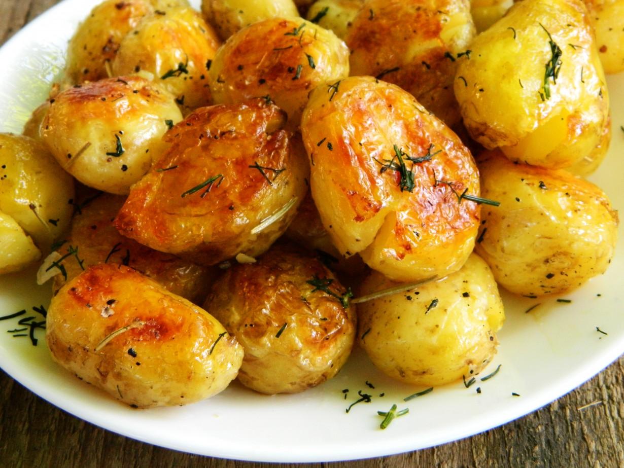 Легкие рецепты из картошки