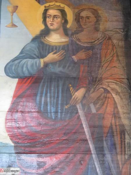 Іконам у храмі понад 300 років-111