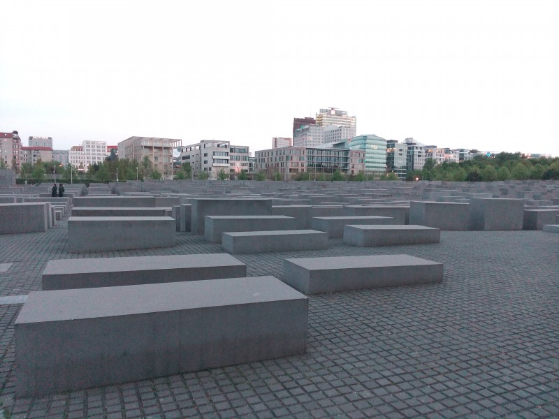меморіал жертвам голокосту