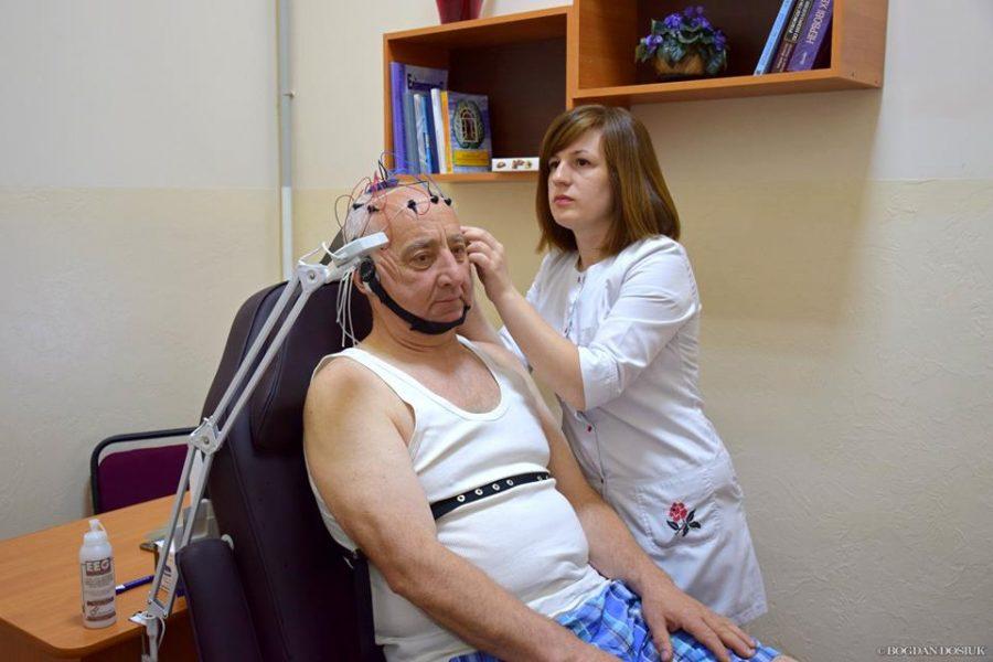 """Результат пошуку зображень за запитом """"У міській клінічній лікарні № 1, що на вулиці Матейка в Івано-Франківську, відкрили нове відділення нейрофізіології."""""""