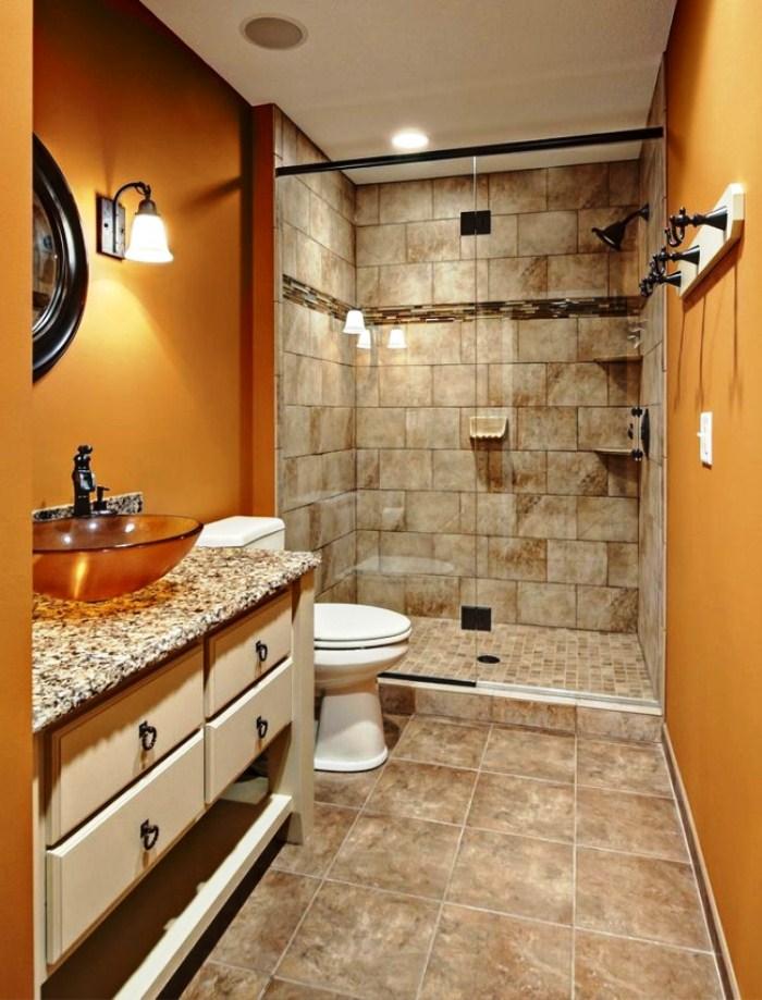 Ванна душ комната дизайн