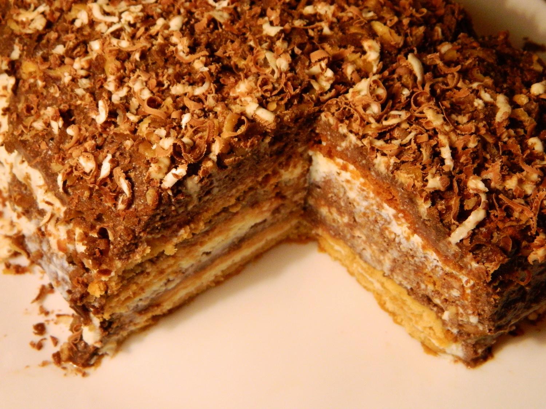 Рецепт торта на скорую руку с пошаговым