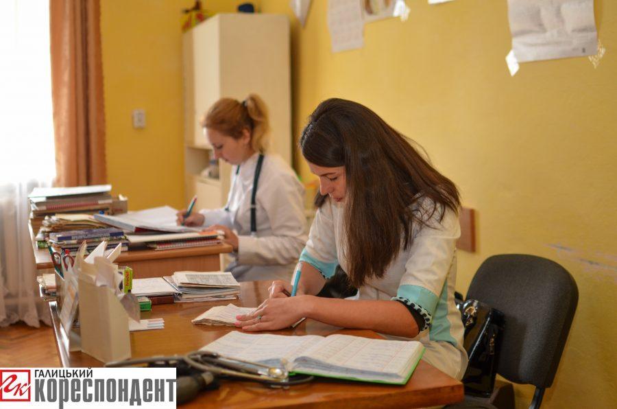 Майже третина населення Галицького району підписала декларації з лікарями