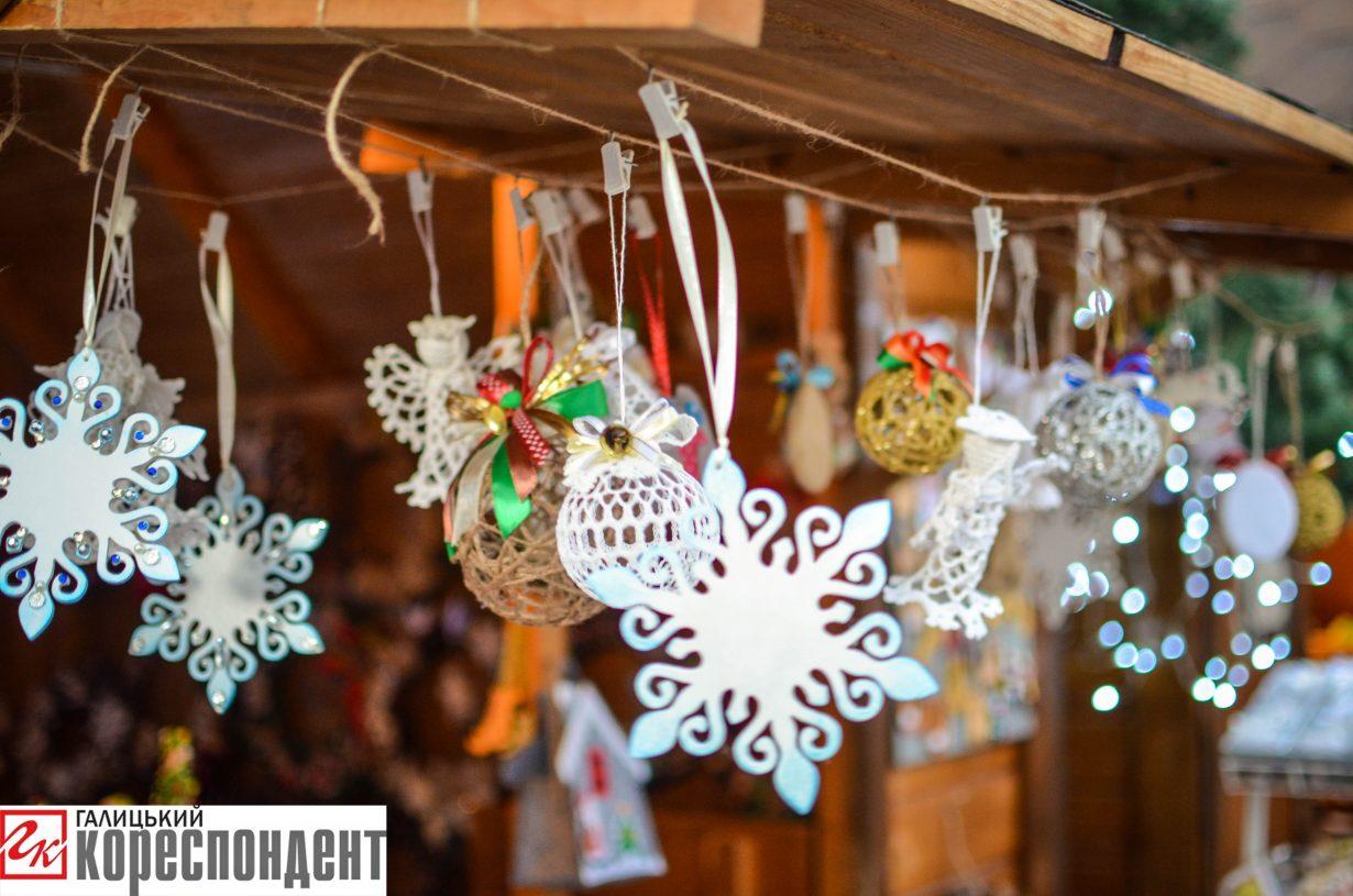 У Франківську запрацював різдвяний ярмарок. ФОТО, фото-5