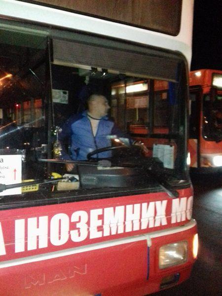 Водій франківської маршрутки вигнав всіх пасажирів через пенсіонерку (фото)