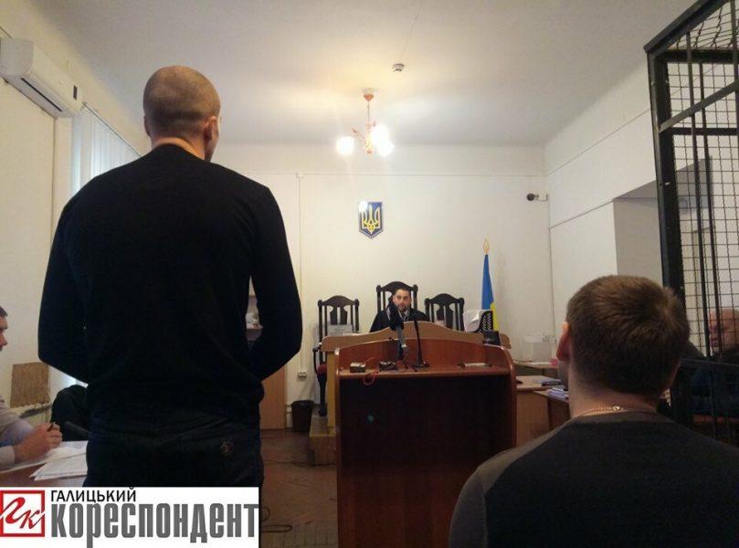 У Франківську розпочався суд у справі резонансної стрілянини біля «Пасажу»
