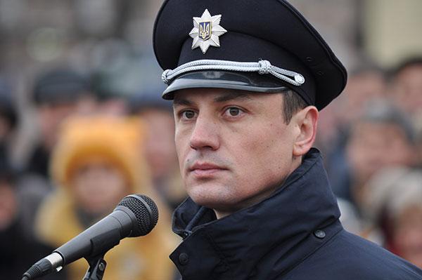 Головним патрульним Івано-Франківщини став Олег Костенко