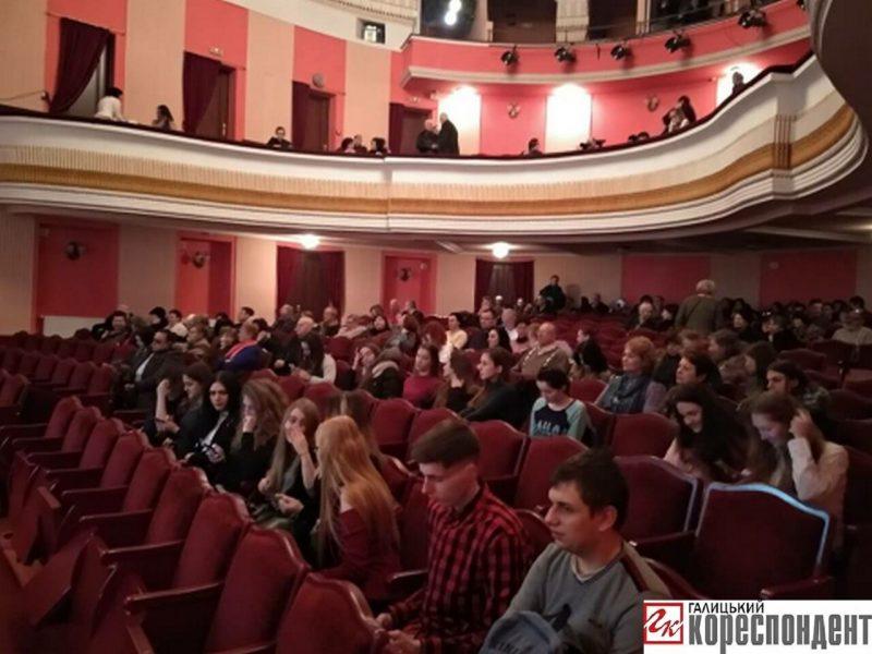 Страждальна мелодія: в Івано-Франківську відбувся концерт-реквієм Антона Брукнера (фото)