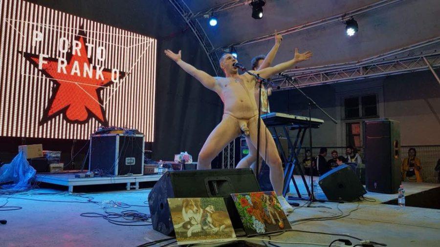 """Завдяки Руслану Марцінківу гонорари скандального гурту """"Хамерман знищує віруси"""" подвоїлися"""
