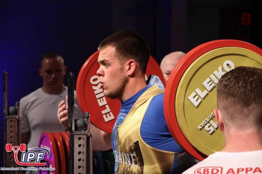Спортсмен з Коломиї завоював чотири нагороди на чемпіонаті світу в Канаді