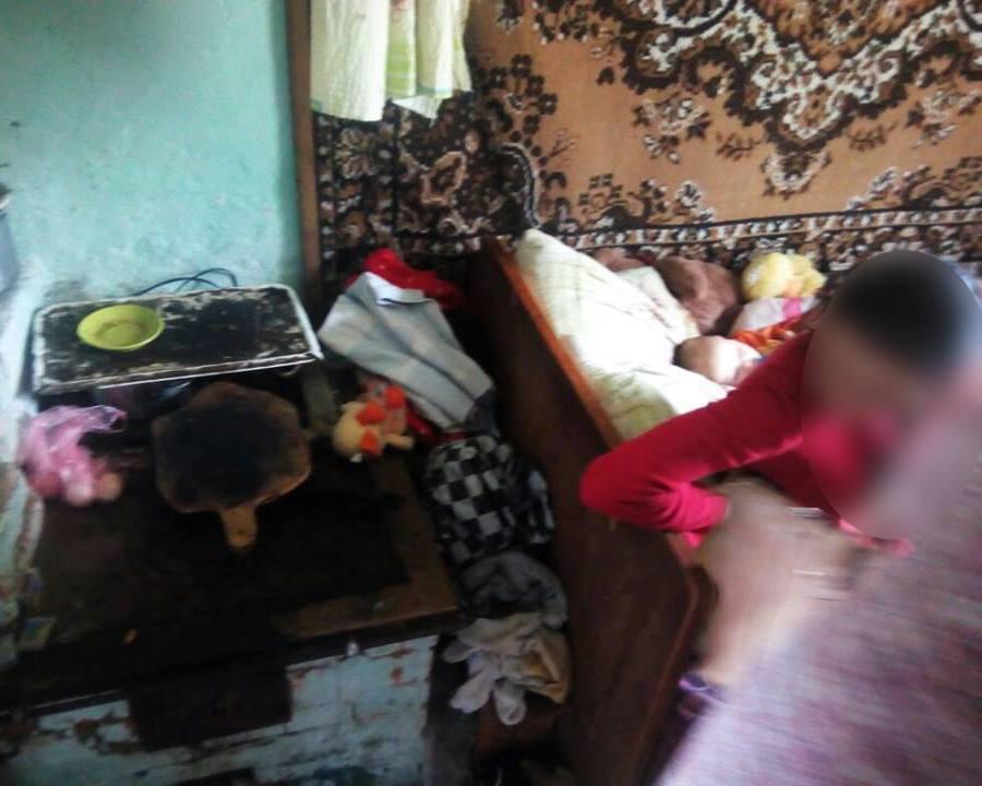 На Яремчанщині жінка через отруєння забула про власних дітей