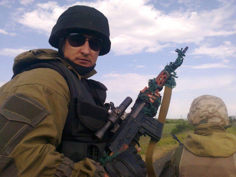 Історія полеглого прикарпатського спецназівця (фоторепортаж)