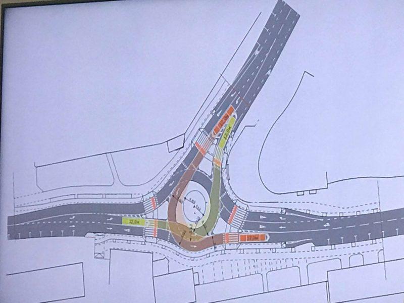 На перехресті Мазепи-Гурика в Івано-Франківську облаштують кільце за понад 4 мільйона (схема)