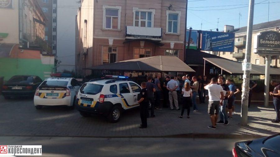 Чоловік, який стріляв у центрі Франківська, чекатиме на суд у СІЗО