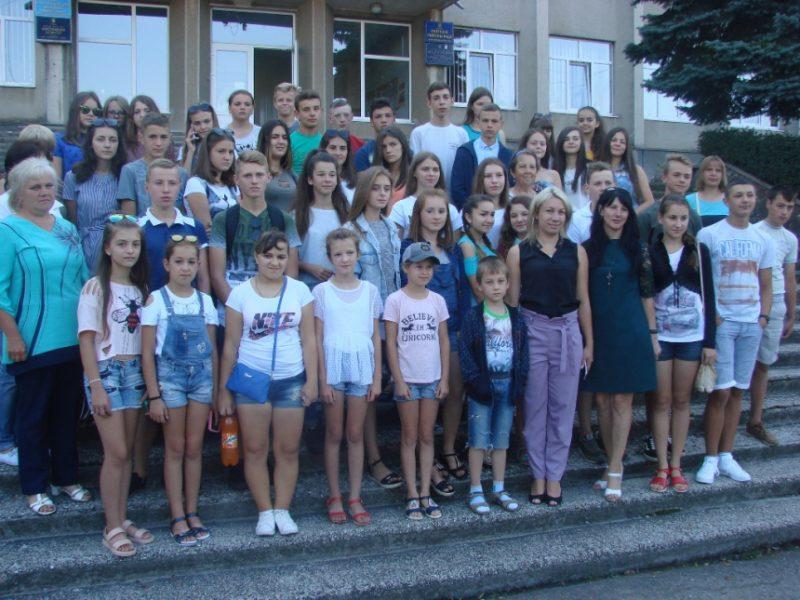 Юні учасники Ліги сміху з Калущини вирушили на відпочинок до Львова