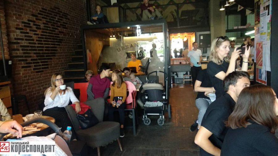 """""""Дрібнота"""": у Франківську відкрили новий навчальний простір для дітей (фоторепортаж)"""