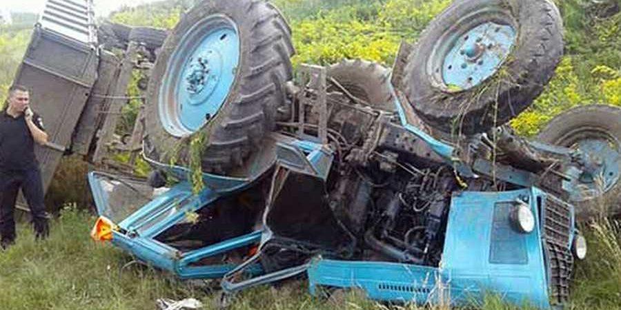 """Результат пошуку зображень за запитом """"У Снятині трактор впав у 20-метрову прірву – водій загинув"""""""